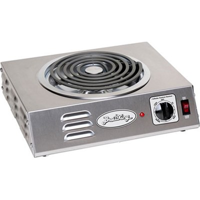 Professional Single Hot Plate, Hi Power (OPEN BOX)
