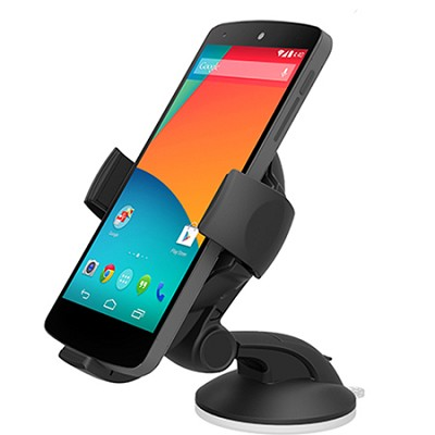 Easy Flex Wireless Qi Standard Charging Car Mount