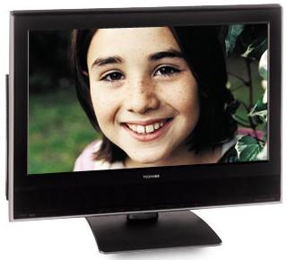 26HLV66 - 26` LCD TV w/ DVD Player