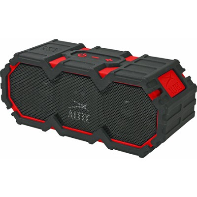 iMW575 Life Jacket Bluetooth Speaker - Red