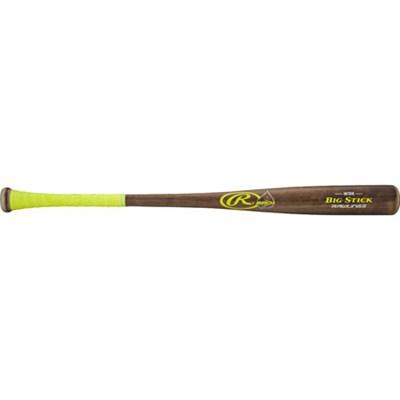 Adult Big Stick Joe Mauer Flame Treated Birch Wood Baseball Bat - 32`