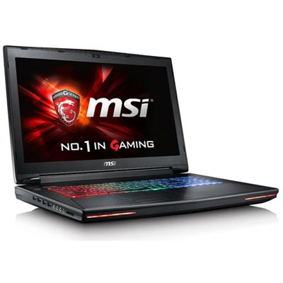 GT72 DOMINATOR G-831 Intel Core i7-6700HQ 17.3` Gaming Notebook Laptop