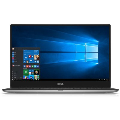 XPS 9350-1340SLV Intel Core i5 8 GB RAM 128 GB SSD 13.3` Laptop (Refurbished)