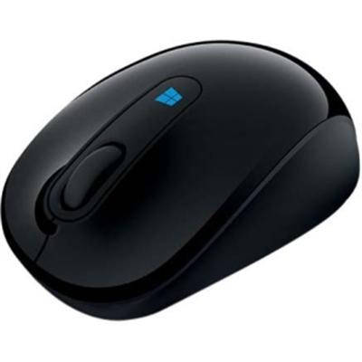 Sculpt Mobile Mouse in Black - 43U-00001