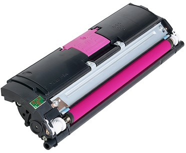 Standard Capacity (Magenta) Toner Yields approx. 1500 Prints magicolor 2430