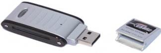 xD USB2.0 Hi-Speed Card Reader