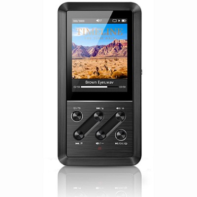 X3 Mastering Quality Music Player w/ Wolfson DAC WM8740 24Bit 192K