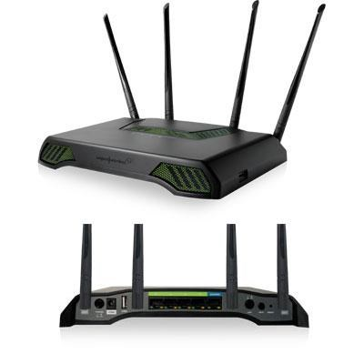 High Power Wi-Fi Router - RTA1900