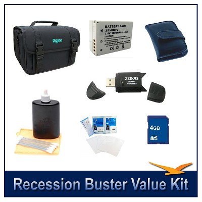Recession Buster Value Kit for the Canon Powershot SX30 and G12