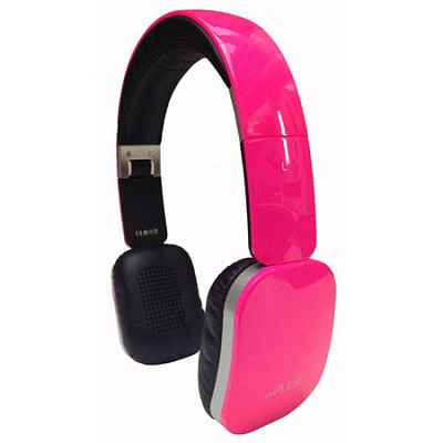 mPULSE Rock Limited Edition Pink Bluetooth Stereo Headset