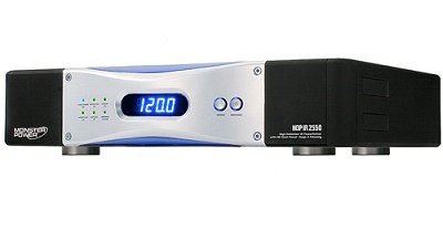 HD IR 2550 High Definition PowerCenter w/ Stage 2, T2 Protection (11 Outlets)