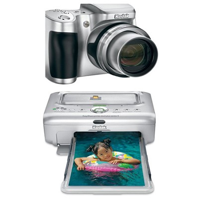 Easyshare Z650 Digital Camera and Printer Dock Series 3 Bundle