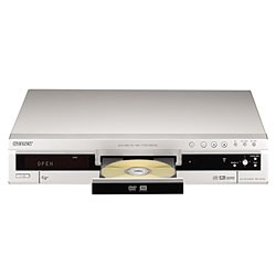 RDR-GX300 DVD Recorder/ DVD Player