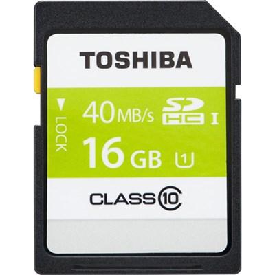 SD Card Class 10 40MB/s (PFS016U-2DCK) - 16GB