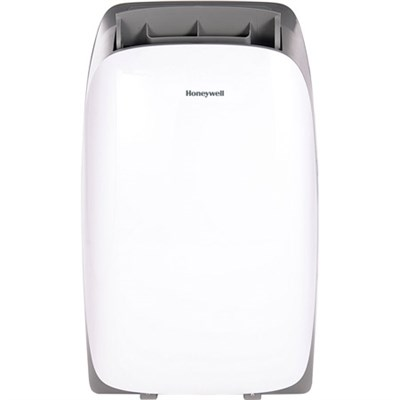 HL14CESWG 14,000 BTU Portable Air Conditioner with Remote Control in White/Gray