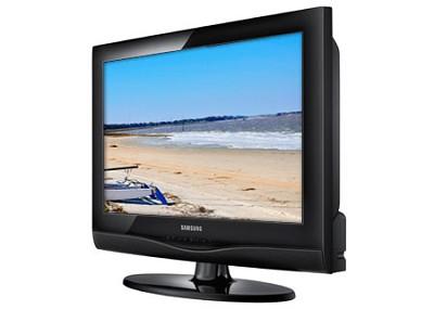 LN26C350 - 720p 60Hz 26`  LCD HDTV; 2 HDMI