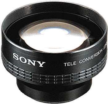 VCL-R2037  2X Telephoto lens For 37mm