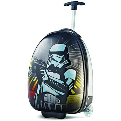 18` Upright Hardside Suitcase (Star Wars Storm Trooper)