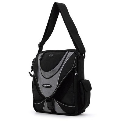 MEMMS2 ME Mini Messenger - Black / Silver