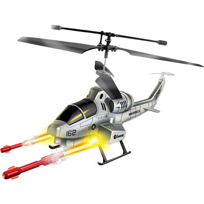 Missile Strike - Gyro Balanced Remote Controlled Helicopter
