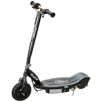 E100 Glow Electric Scooter - Black