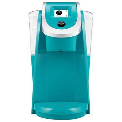 2.0 K250 Coffee Maker Brewing System - Turquoise