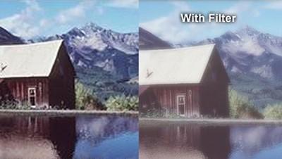 58mm Fog 2 Filter