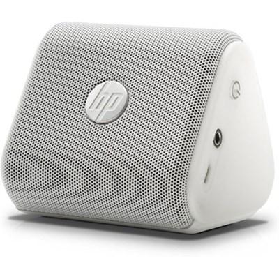 Roar Mini Bluetooth Speaker - White - OPEN BOX