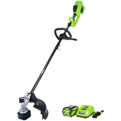 40V 14-inch Cordless DigiPro String Trimmer - OPEN BOX