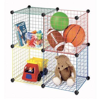 Wire Storage Cubes 4 Primary