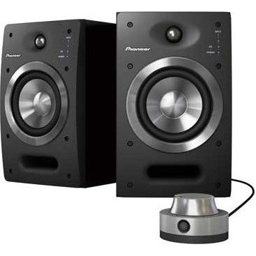 S-DJ05 5` Active 2-Way Reference Monitoring Speakers (Pair)