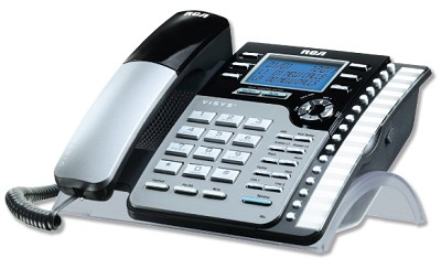 2-Line Full Duplex Speakerphone Answering System