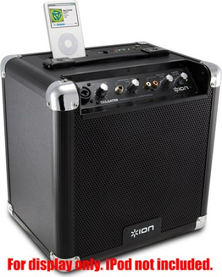 20W Tailgater Bluetooth Portable PA System (iPA05)