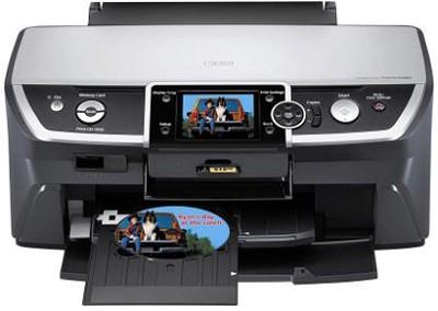 Stylus R380 Ink Jet Photo Printer
