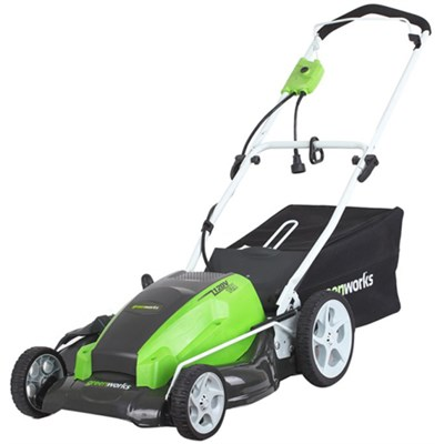 13 Amp 21-inch Corded Lawn Mower (25112)