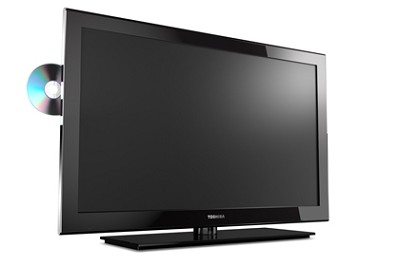 19SLV411 19 inch TV DVD Combo  - OPEN BOX