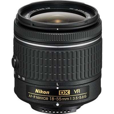 AF-P DX NIKKOR 18-55mm f/3.5-5.6G VR Lens Refurbished