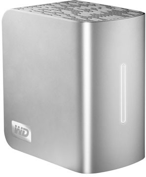 2TB My Book Studio Edition II Hard Drive with Quad Interface  {  WDH2Q20000N  }