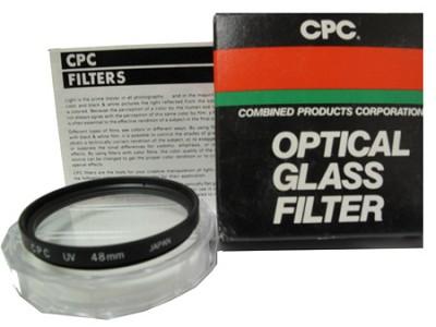 48mm UV - Ultra Violet Filter - 25710 - OPEN BOX