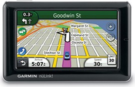 nuLink! 1695 Large Screen Pre-Loaded Intelligent Navigator GPS (Canada)