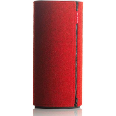LT-032-WW-1101 Zipp Speaker Cover - Raspberry Red