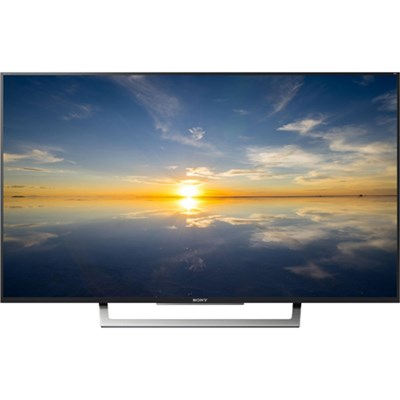 XBR-49X800D - 49` Class 4K HDR Ultra HD TV - OPEN BOX