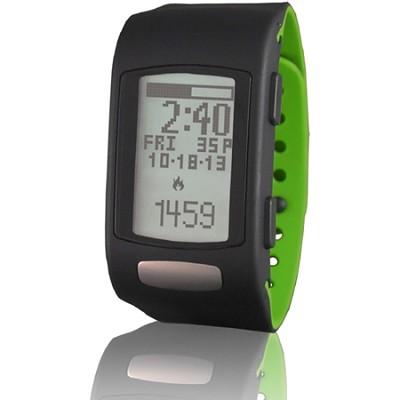 C300 Move Watch Black/Green