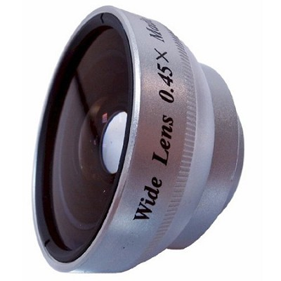 Wide Angle Lens for TLC200