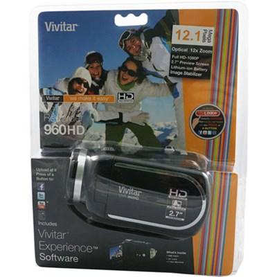 1080P Digital Video Recorder DVR960 - Black Accessory Kit