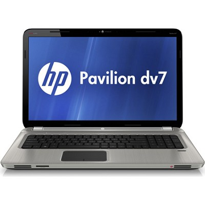 Pavilion 17.3` DV7-6C63NR Entertainment Notebook PC - Intel Core i5-2450M Proc.