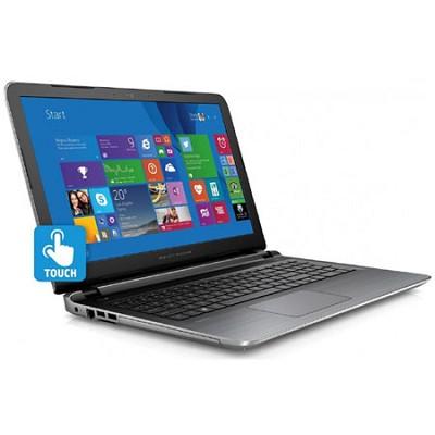 Pavilion 15-ab010nr 15.6` AMD Quad-Core A10-8700P APU Touchscreen Notebook