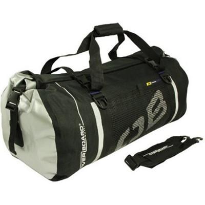 Waterproof 60L Duffel Bag Black