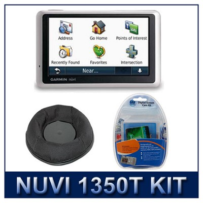 nuvi 1350T North America City Navigator GPS with Mount