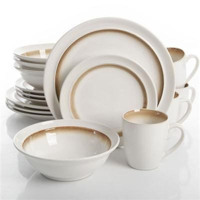 Elite Lawson 16-Piece Dinnerware Set - 110955.16